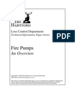 Fire Pumps an Overview