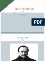 Augusto Comte0927