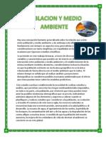 Ambiental Poblacion y Medio Ambiemnte