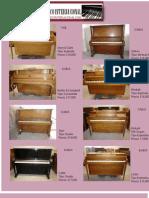 Catalogo Pianos
