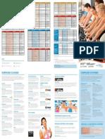 Timetable Jan Mar 20131