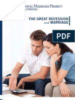 Report_Recession Effects on Marriage_2011