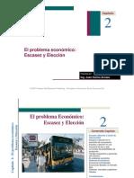 Escasez y Eleccion