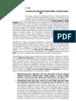 Declaracion Imputado Violacion Sexual Caso 174-10