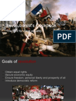 Revolutionist s Cookbook