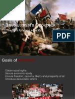 Revolutionist s Cookbook