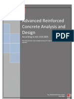 Advanced Reinforced Concrete Analysis and Design