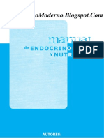 Manual Endocrinologia y Nutricion 2007