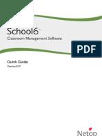 NetopSchool Quick Guide