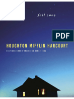 Houghton Mifflin Harcourt Adult Catalog Fall 09