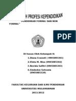 Pendidikan Formal Dan Non Formal
