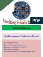 Clase 01 -Proyectos
