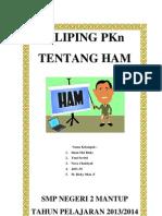 Kliping HAM