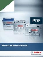 Baterías_Manual Bosh