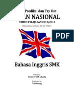 Soal Try Out Un Bahasa Inggris Smk Paket 55 (2)