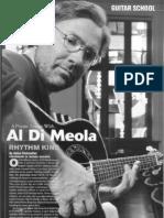 Guitar School With Al Di Meola