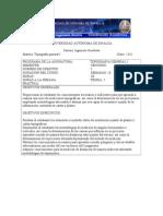 Programa de Topografia General i