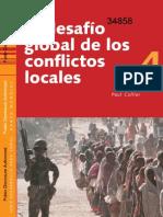 El desafío global de los conflictos locales Paul Colier