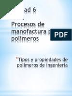 Unidad 6 polímeros