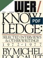 Power Knowledge