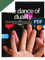 Dance of Duality