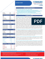 Go Ahead for Equity Morning Note 21 May 2013-Mansukh Investment and Trading Solution