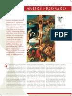 La Eucaristía y la conversión del escritor ateo ANDRÉ FROSSARD