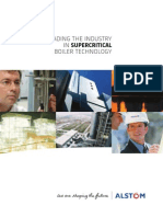 Supercritical Boiler Technology