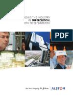 Supercritical Boiler Technology