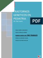 Seminario de Trastorns Geneticos FINAL