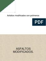 1. Asfaltos Modificados Con Polimeros