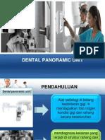 Dental Panaromic Unit Ppt