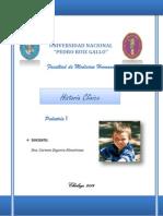 Historia Clinica Eosinofilia