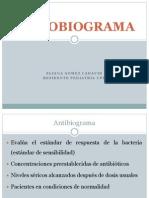 Antibiograma Eli