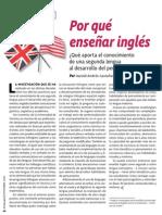 Por+que+enseñar+Ingles