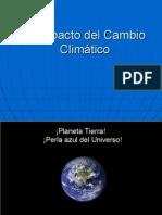Con Ciencia Ambiental ( Impacto Del Cambio Climatico 2009