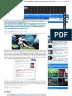 Trik Supaya Pro Evolution Soccer (PES) Bisa Dimainkan Di VGA
