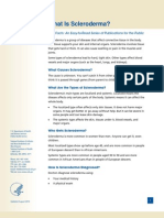 Scleroderma Ff