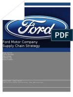 CASE 2 Ford Motors Group ITStalwarts