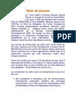 Primature-Note-de-Presse-7mars-2006