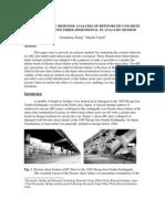 INELASTIC SEISMIC RESPONSE ANALYSES OF REINFORCED CONCRETE BRIDGE PIERS WITH THREE-DIMENSIONAL FE ANALYSIS METHOD