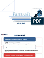 Blizzard Guidelines