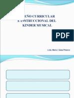 Taller de Dise�o Curricular e Instruccional Conservatorio de M�sica JLP.ppt