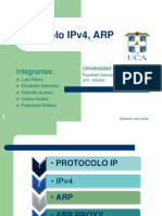 IPV4 ARP Principal.pptx