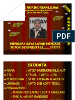 Power Poin Tutor Berprestasi