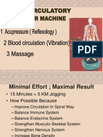 BCM-Blood Circulatory Massager - TIEN'S Presentation