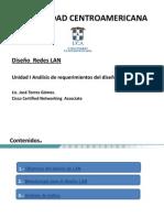 Analisis de Requerimientos Unidad I Cableado Estructurado