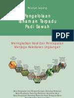 Petunjuk Lapang Pengelolaan Tanaman Terpadu Padi Sawah