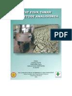 Sifat fisik tanah dan metode analisisnya