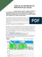 Meteogramas de Wetterzentrale